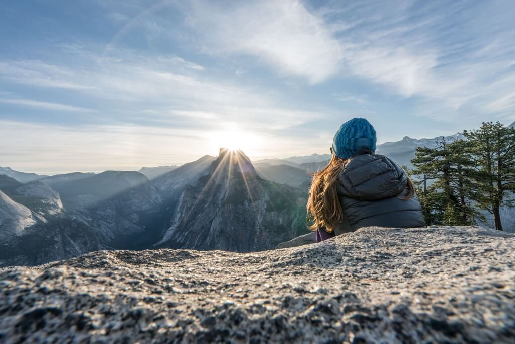 2016_06_04_lizzy_watching_half_dome_sunrise-web